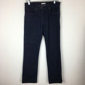 Eileen Fisher Straight Leg Jeans size Small